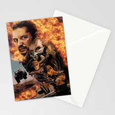Mad Max Stationery Cards