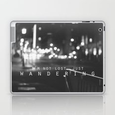 just wandering. Laptop & iPad Skin