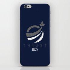 Thrust iPhone & iPod Skin