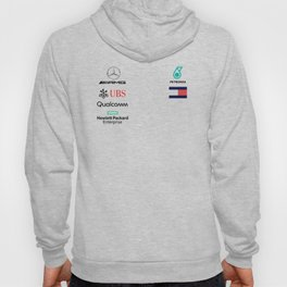Driver combination Slim Fit Hoody