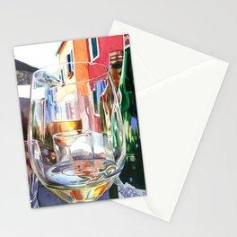 Burano Glass Stationery Cards