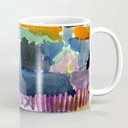 Paul Klee Houses of Saint Germain Coffee Mug