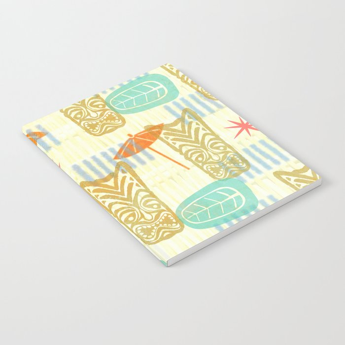 TIKI On The Beach Notebook