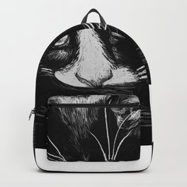 Hank the Cat Backpack