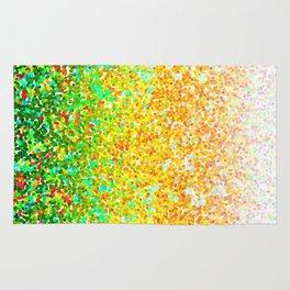 Color Dots Background G73 Rug