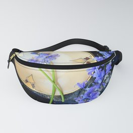 The Bluebells And Gold Fleet Fanny Pack
