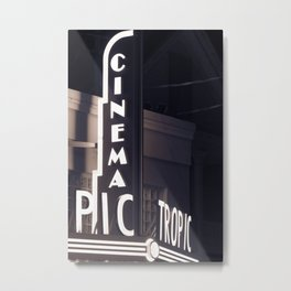 The Tropic Metal Print