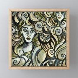 Vanaheim Framed Mini Art Print