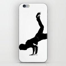 Shadow Dancer iPhone & iPod Skin