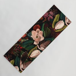 FLORAL AND BIRDS XIV Yoga Mat