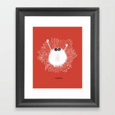 Live, Laugh, and Love..  Framed Art Print