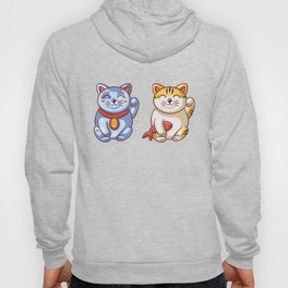 Lucky Cats Hoody