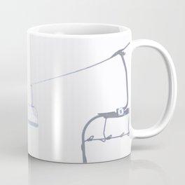 Ski Lift Coffee Mug