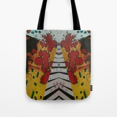 FX#486 - The Narrowing Tote Bag