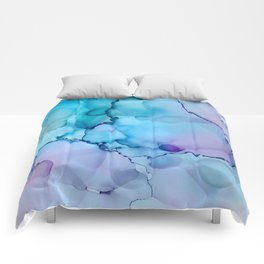 Alcohol Ink - Calm Comforters