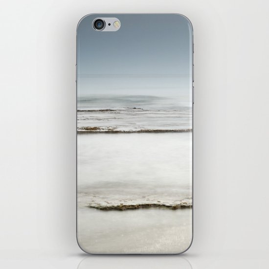 """Sea of ​​tranquility"" iPhone & iPod Skin"