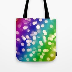 Lights & Gradients VI Tote Bag