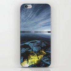Lagoon of Light iPhone & iPod Skin