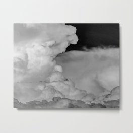 """Cloud Art"" - Desert Monsoon Sky by Murray Bolesta! Metal Print"