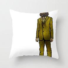 Father Time Throw Pillow