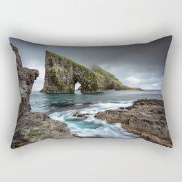 Drangarnir Arch Rectangular Pillow
