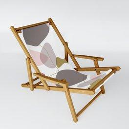 Aries Pattern Sling Chair