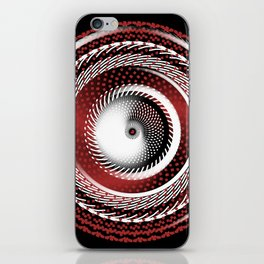 Spinning Out of Control iPhone Skin