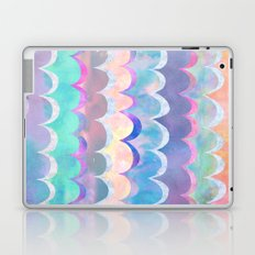 Mia Wave {Aqua} Laptop & iPad Skin