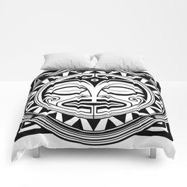 Sleeping God Comforters