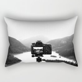 cameras Rectangular Pillow