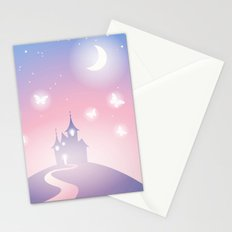 Magic castle Stationery Cards