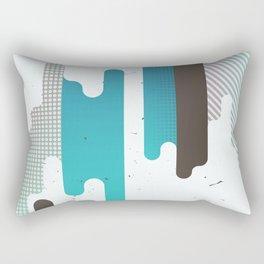 Abstract Texure Rectangular Pillow
