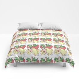 Strawberry Blonde Comforters
