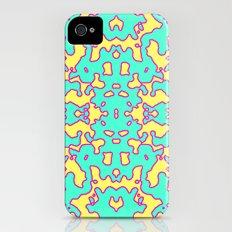 Electric Pattern iPhone (4, 4s) Slim Case