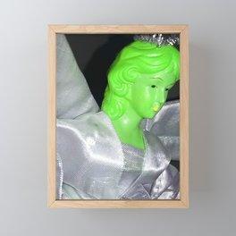 Angel of Mars Framed Mini Art Print