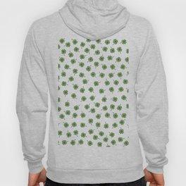 Light Green Clover Hoody