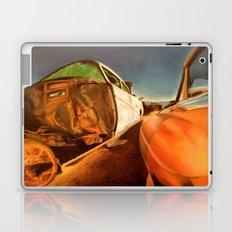 When you rust I will shine  Laptop & iPad Skin