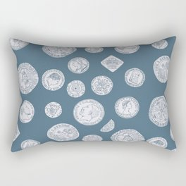 Heads or Tails Rectangular Pillow