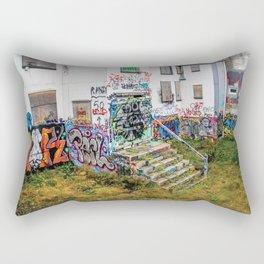 Trap House Rectangular Pillow