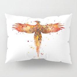 Fawkes Pillow Sham