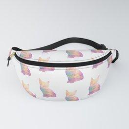 Rainbow Cat Fanny Pack