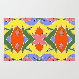Sharp Angles Rug