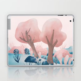 Winter landscapes 1 Laptop & iPad Skin