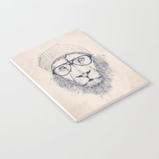 Cool lion Notebook