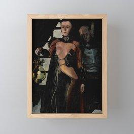 Empress Framed Mini Art Print