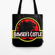 Bowser's Castle Tote Bag
