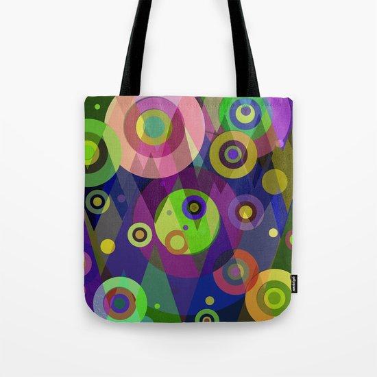 Abstract #512 Tote Bag