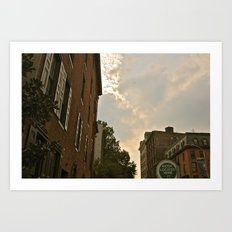 Philly Art Print