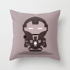 ChibizPop: War Throw Pillow
