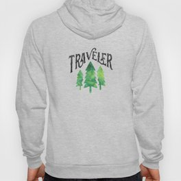 I Am a Traveler Hoody